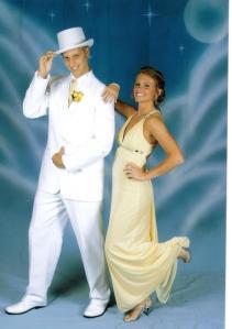 Kellen & Kaitlyn at Prom
