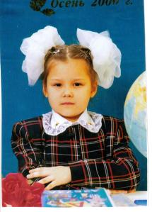 Age 6 in Russia