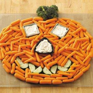 Healthy Halloween dish